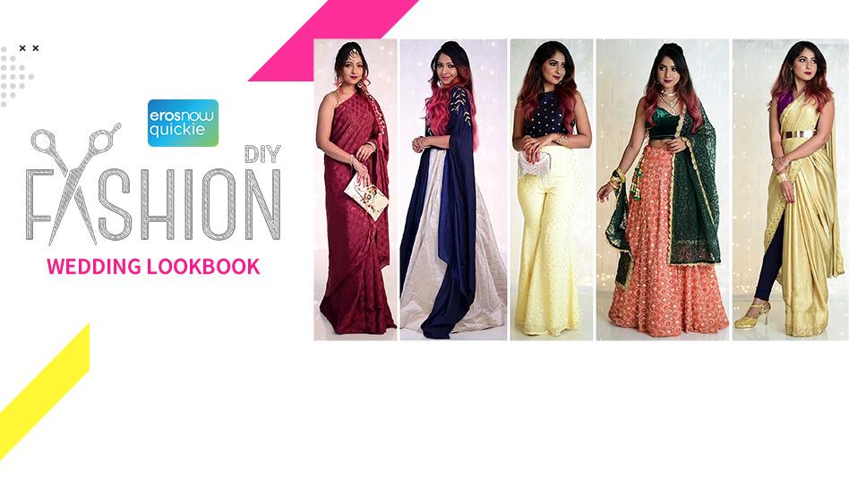 Watch DIY Fashion - Wedding Lookbook on Eros Now