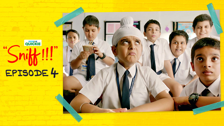 Watch Sniff - Episode 4-Golden Nose on Eros Now