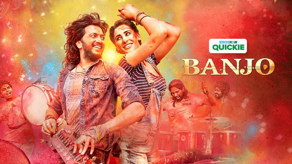 Watch Banjo - Banjo on Eros Now
