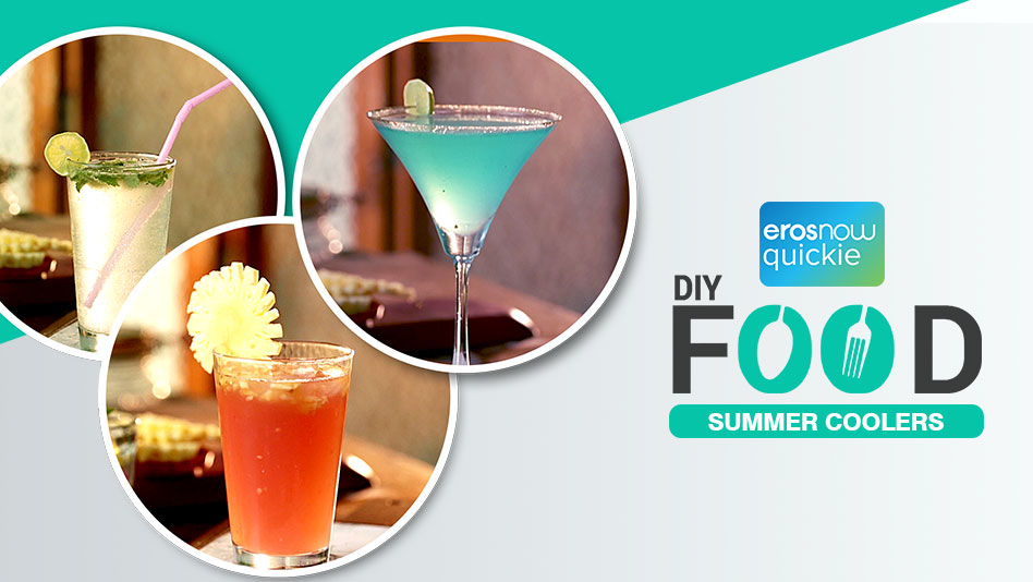 Watch DIY Food - Summer Coolers on Eros Now