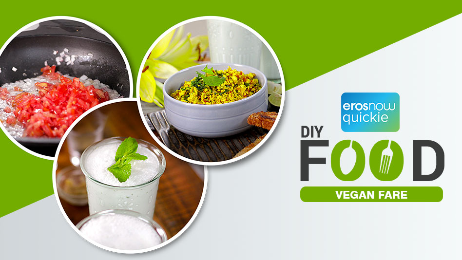 Watch DIY Food - Vegan Fare on Eros Now
