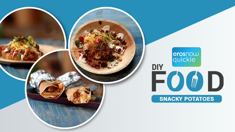 Watch DIY Food - Snacky Potatoes on Eros Now