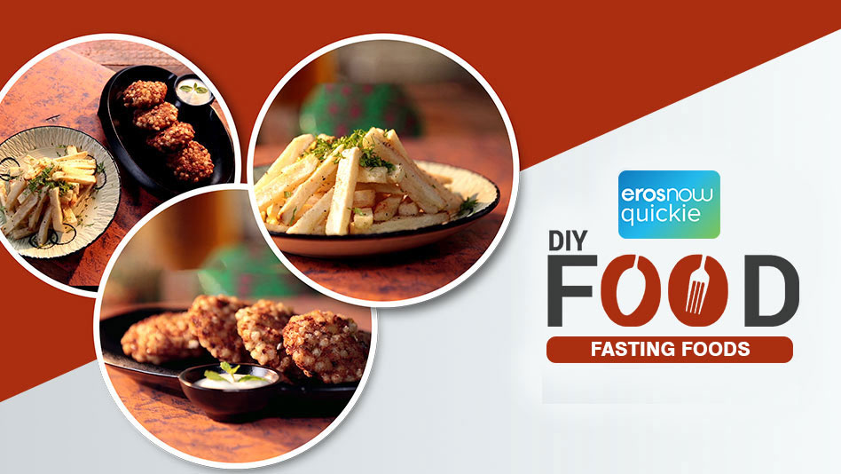 Watch DIY Food - Fasting Foods on Eros Now