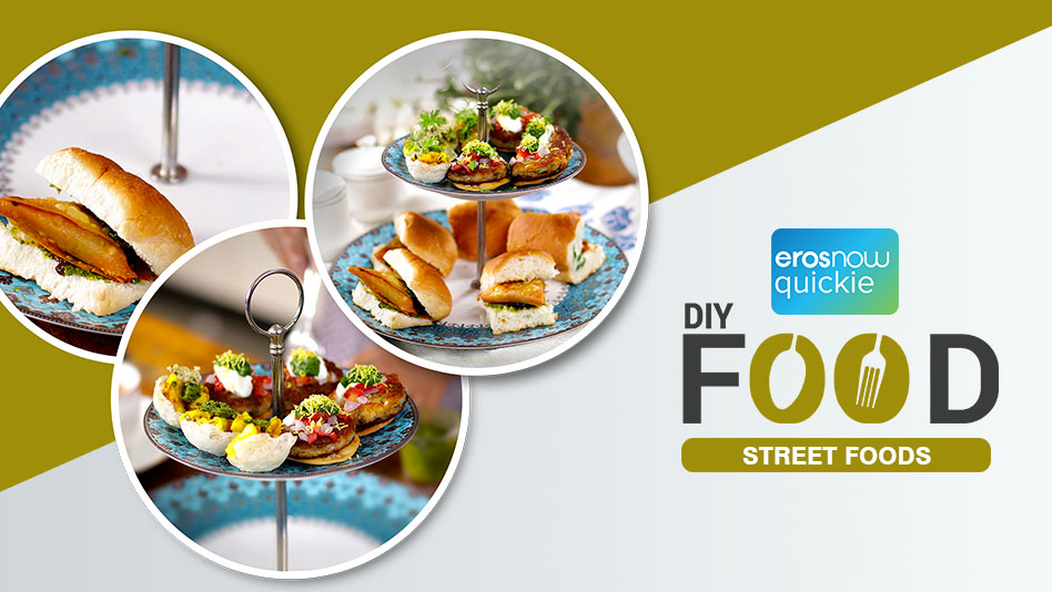 Watch DIY Food - Street Foods on Eros Now