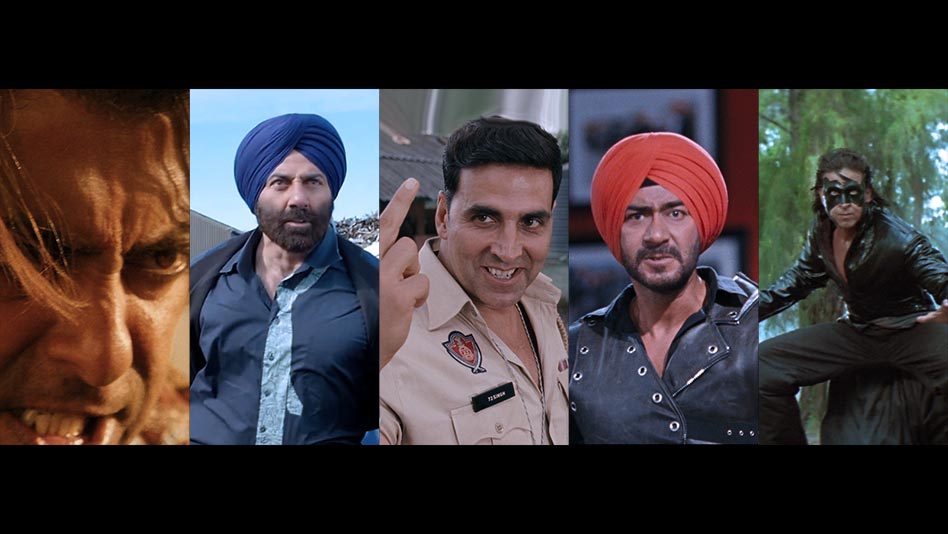 Bollywood's Ridiculous Action Moves