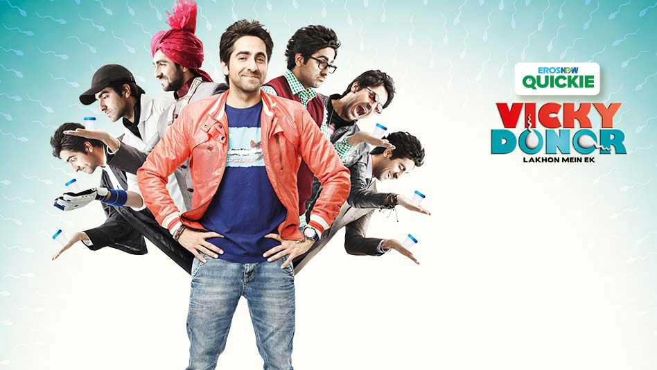 Watch Vicky Donor - Vicky Donor on Eros Now