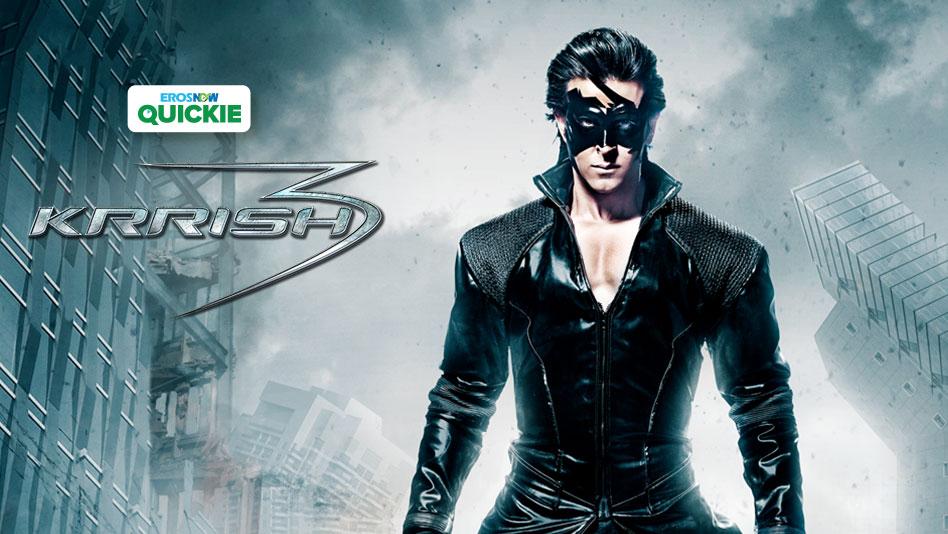 Watch Krrish 3 - Krrish 3 on Eros Now