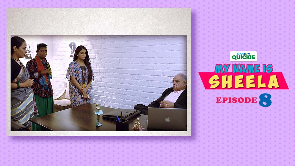 Watch My Name Is Sheela - Episode 8: Rapper Sheela on Eros Now