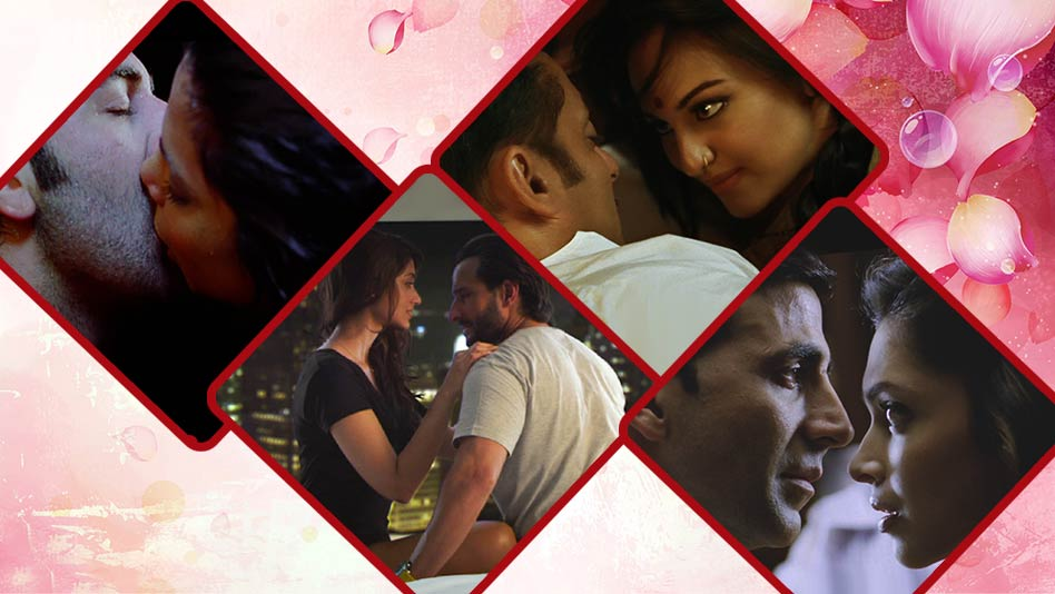 Watch Specials - Bollywood's Romantic Scenes on Eros Now