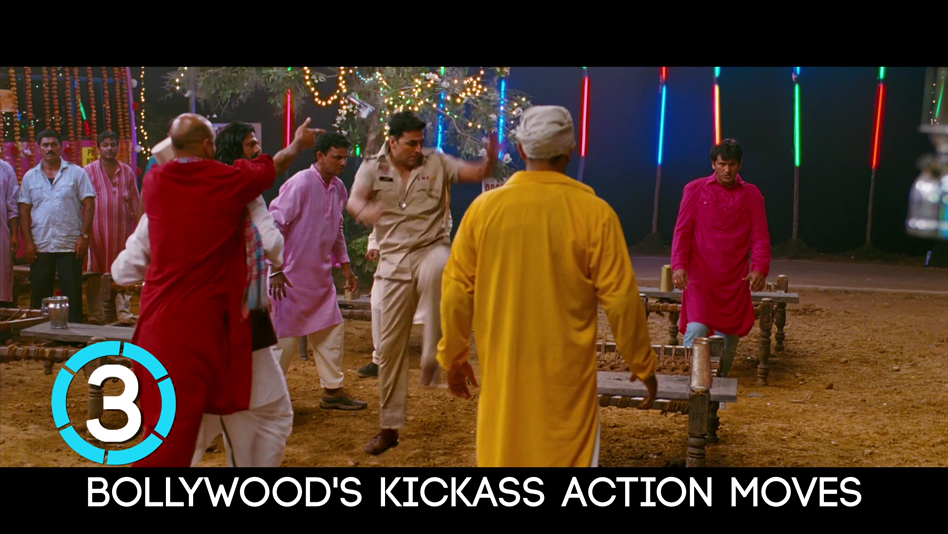 Watch Specials - Bollywood's Kickass Action on Eros Now