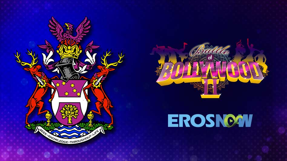 Watch Battle of Bollywood - University of Hertfordshire on Eros Now