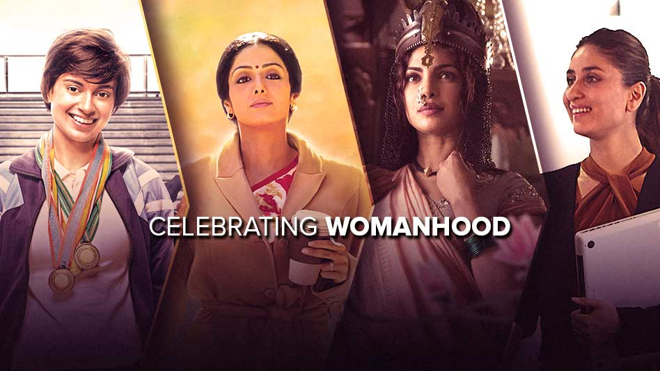 Watch Specials - Celebrating Womanhood on Eros Now