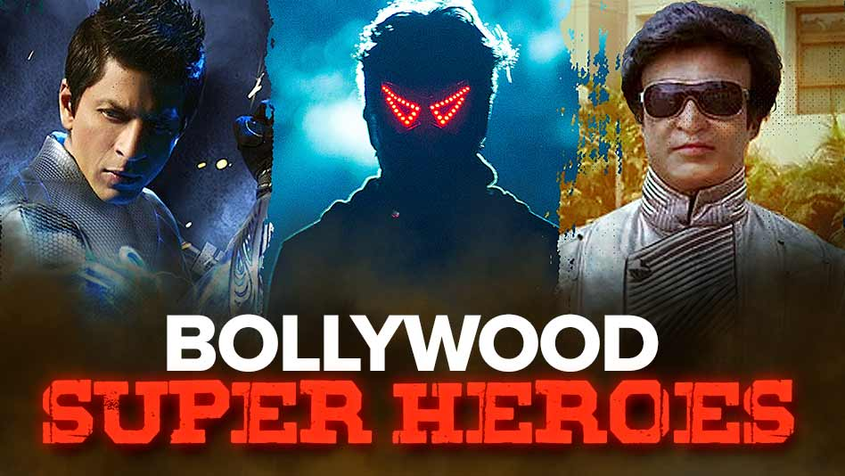 Watch Specials - Bollywood Super Heroes - Bhavesh Joshi, Chitti & G. One on Eros Now
