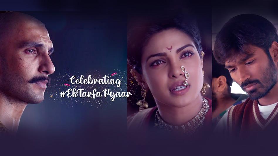 Watch Specials - Celebrating #EkTarfaPyaar on Eros Now