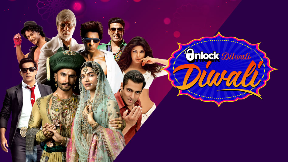 Watch Specials - Unlock Togetherness With Dilwali Diwali on Eros Now