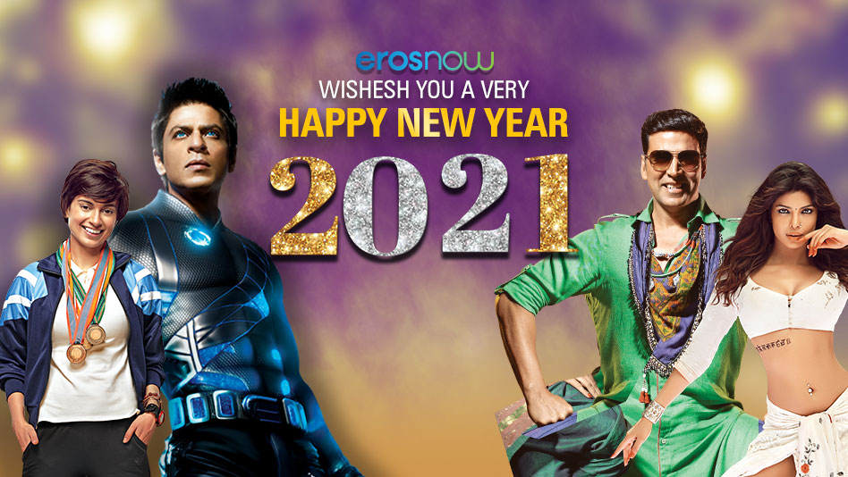 Watch Specials - Welcome 2021 - Unlimited Entertainment with Eros Now on Eros Now