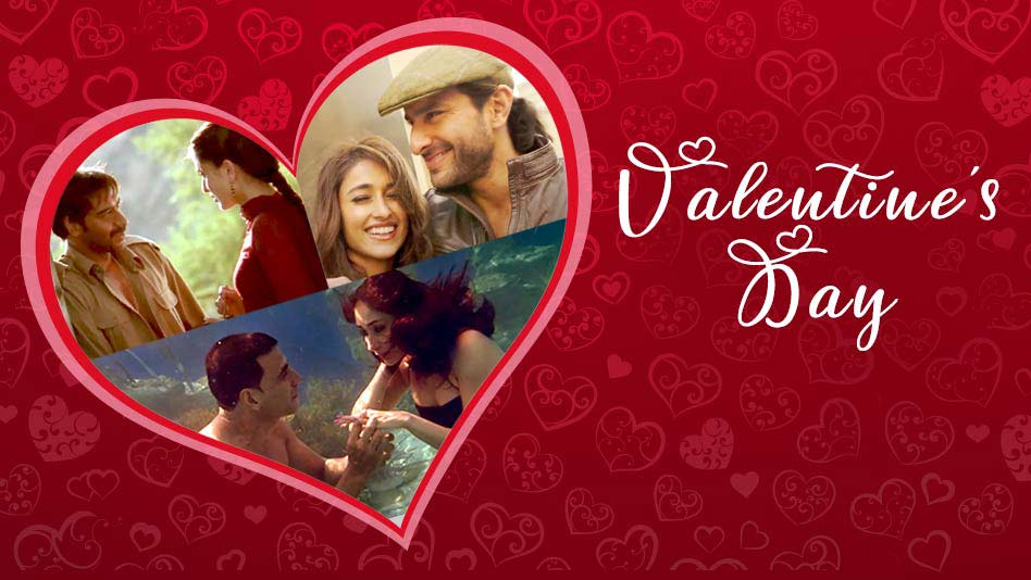 Watch Specials - Valentine's Day with Bollywood on Eros Now