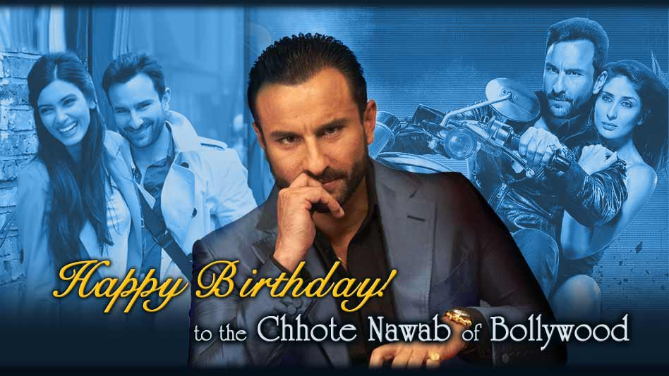 Watch Happy Birthday - Saif Ali Khan on Eros Now