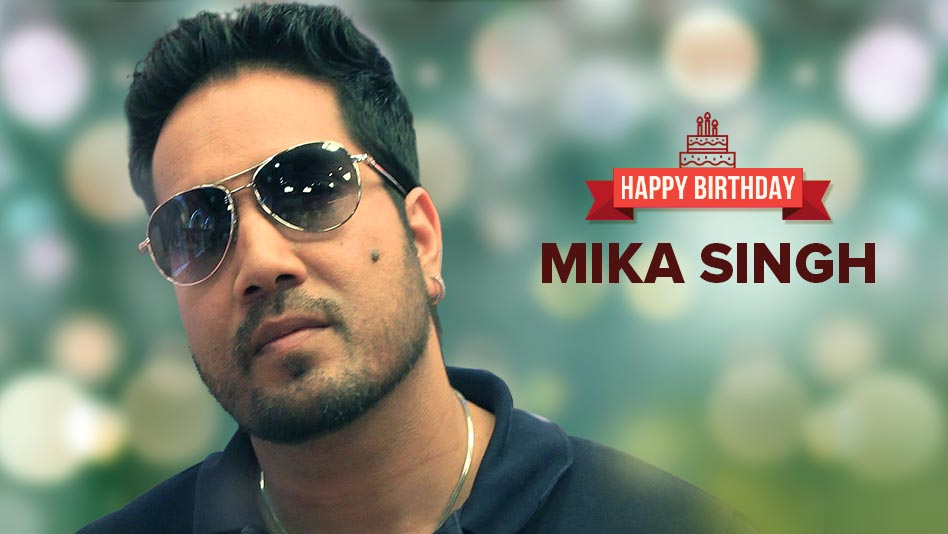 Watch Happy Birthday - Mika Singh on Eros Now
