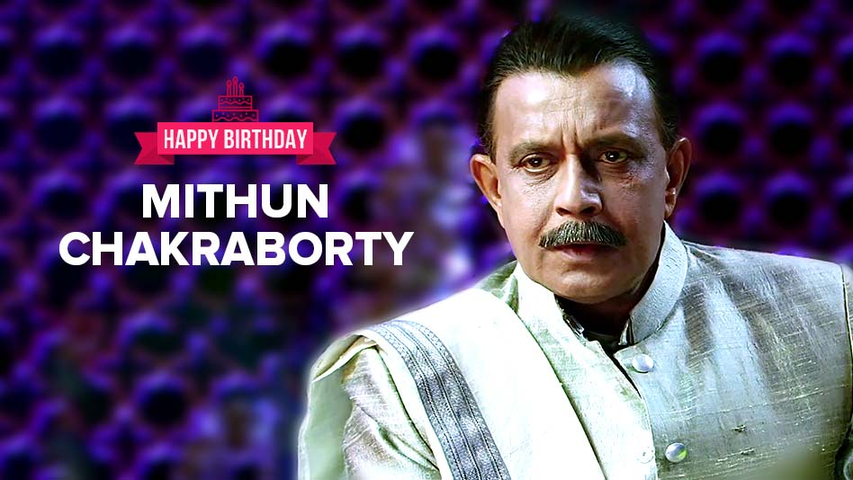 Watch Happy Birthday - Mithun Chakraborty on Eros Now
