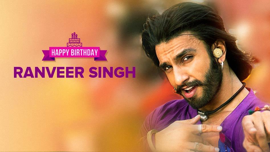 Watch Happy Birthday - Ranveer Singh on Eros Now