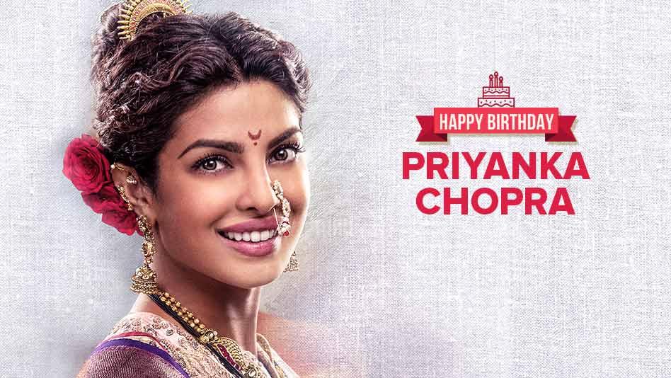 Watch Happy Birthday - Priyanka Chopra on Eros Now