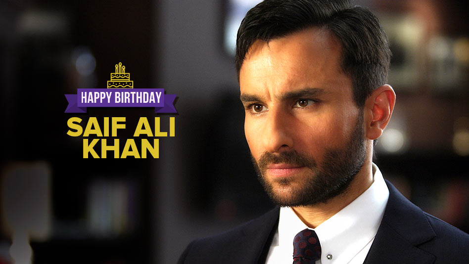 Watch Happy Birthday - Saif Ali Khan on Eros Now