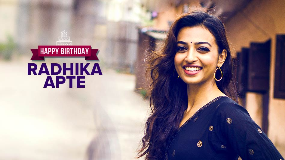 Watch Happy Birthday - Radhika Apte on Eros Now