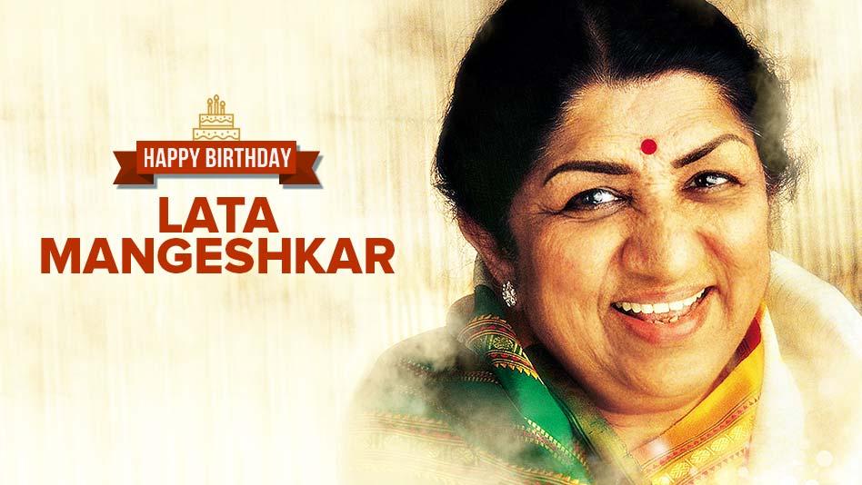 Watch Happy Birthday - Lata Mangeshkar! on Eros Now