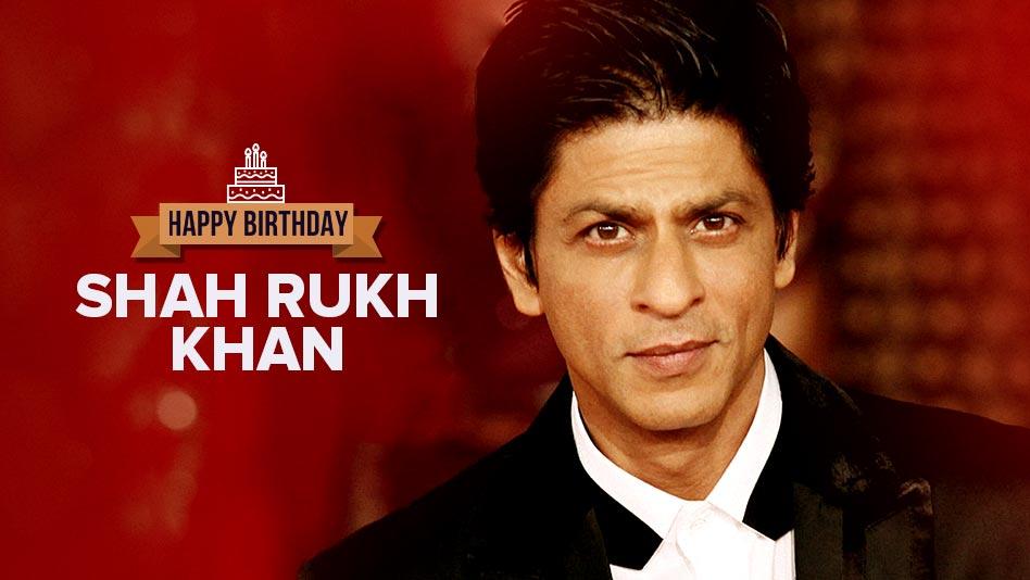 Watch Happy Birthday - Shah Rukh Khan on Eros Now
