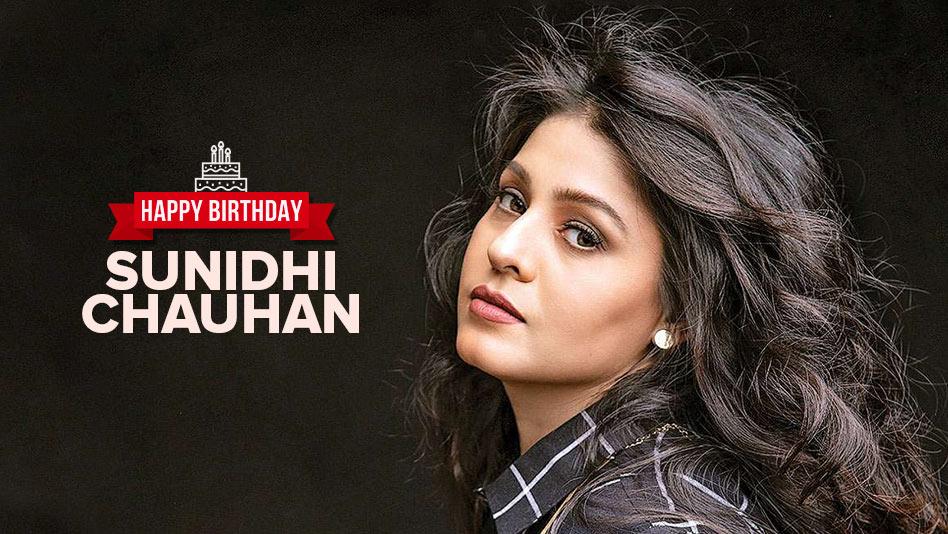 Watch Happy Birthday - Sunidhi Chauhan on Eros Now