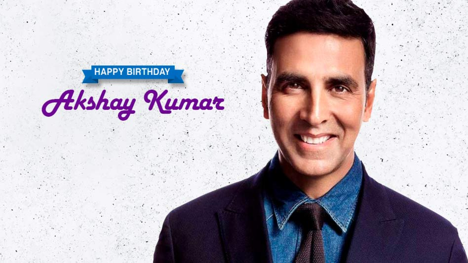 Watch Happy Birthday - Akshay Kumar on Eros Now