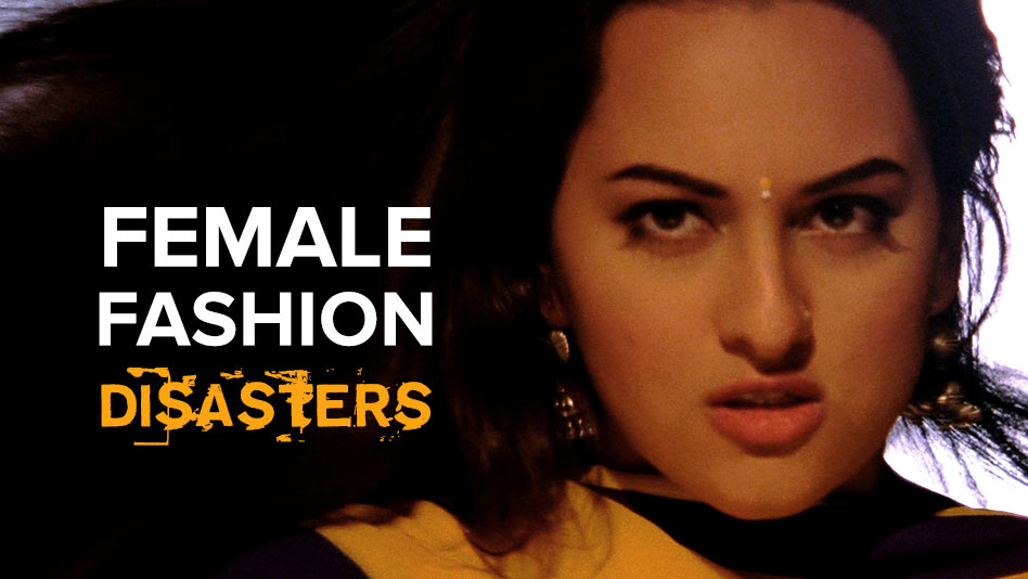 Watch Eros Now Bollywood - Bollywood's Female Fashion Disasters on Eros Now