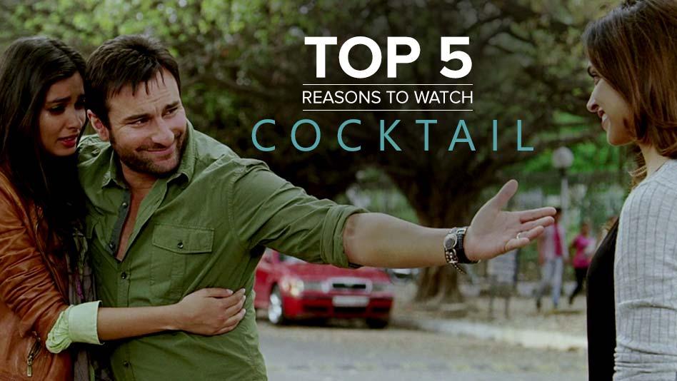 Watch Top 5 Reasons To Watch - Top 5 Reasons to Watch Cocktail on Eros Now