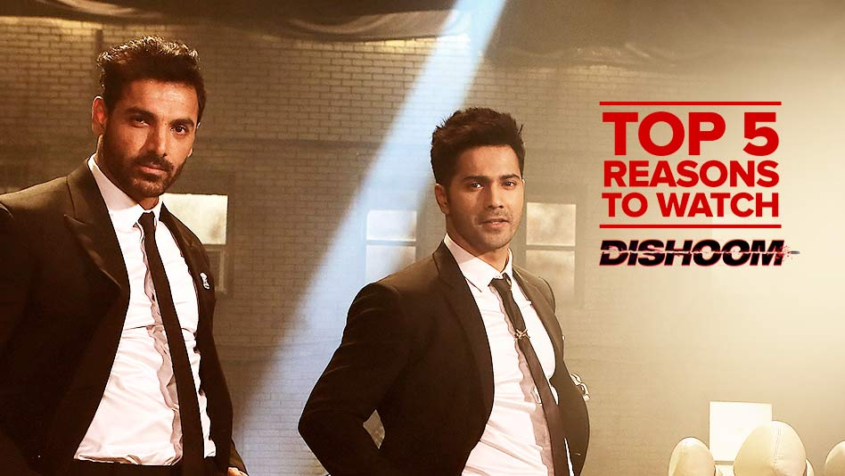 Watch Top 5 Reasons To Watch - Top 5 Reasons to Watch Dishoom on Eros Now