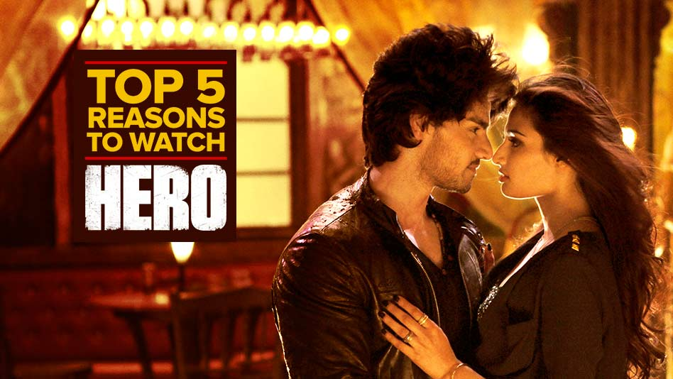 Watch Top 5 Reasons To Watch - Top 5 Reasons to Watch Hero on Eros Now