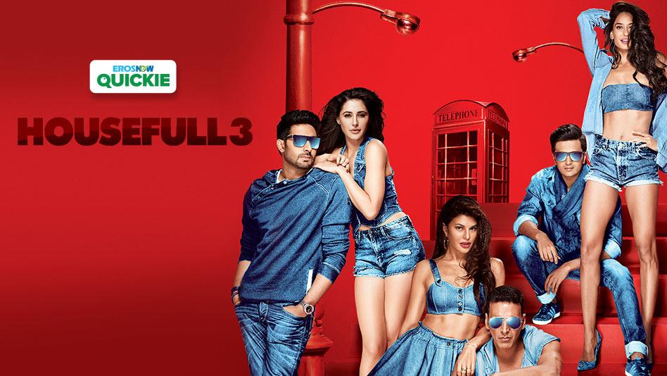 Watch Housefull 3 - Housefull 3 on Eros Now