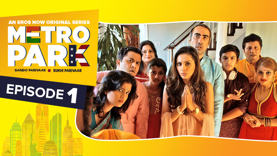 Watch Metro Park - Episode 1: New Beginnings on Eros Now
