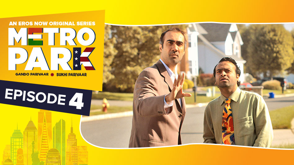 Watch Metro Park - Episode 4: Guerrilla Marketing on Eros Now