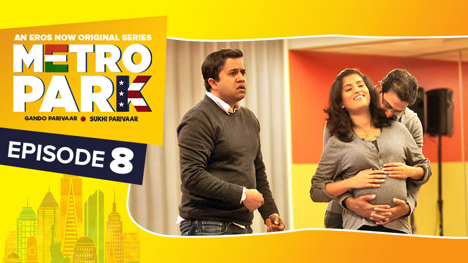 Watch Metro Park - Episode 8: Pregnancy Class on Eros Now