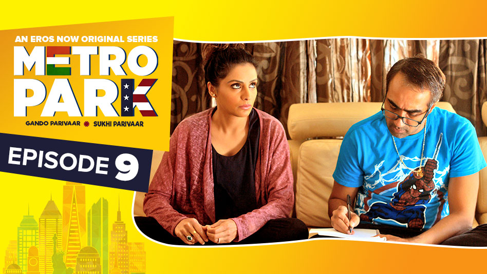 Watch Metro Park - Episode 9: House Falling Apart on Eros Now