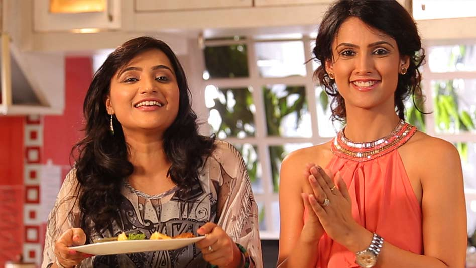 Watch Kitchen Politics - Chatpata Soya Shammi Kebab on Eros Now