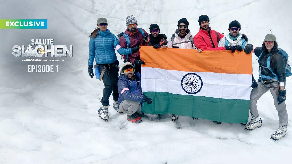 Watch Salute Siachen - Episode 1 on Eros Now