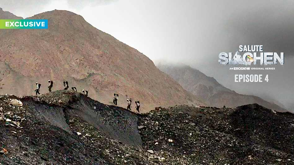 Watch Salute Siachen - Episode 4 on Eros Now