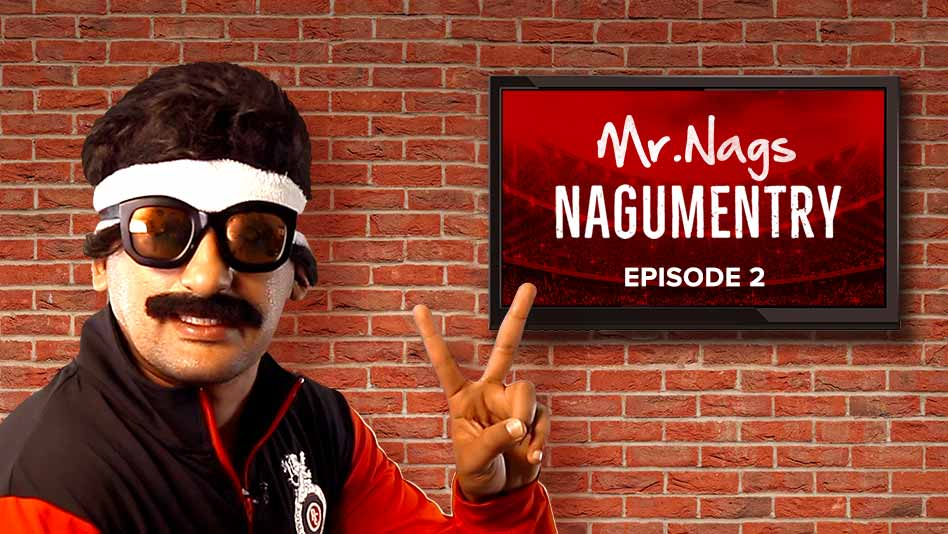 Watch RCB - Mr. Nags Nagumentry - Episode 2 on Eros Now