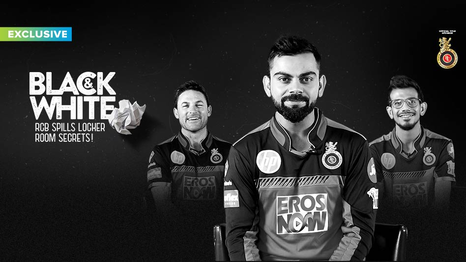 Watch RCB - RCB spills locker room secrets! on Eros Now