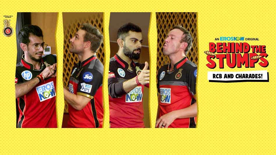Watch RCB - RCB and Charades! on Eros Now