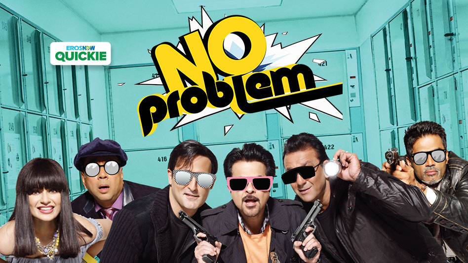 Watch No Problem - No Problem on Eros Now