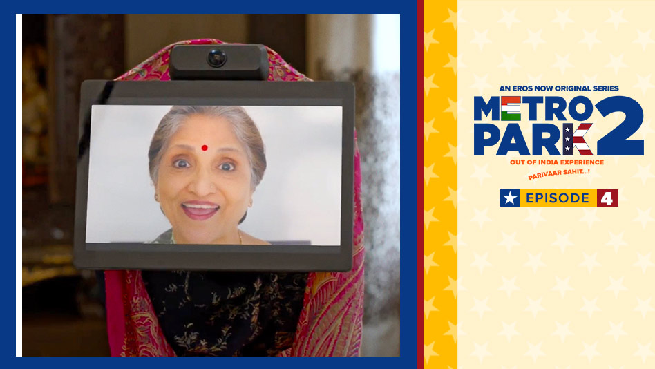Watch Metro Park 2 - Episode 4: Mummy returns on Eros Now