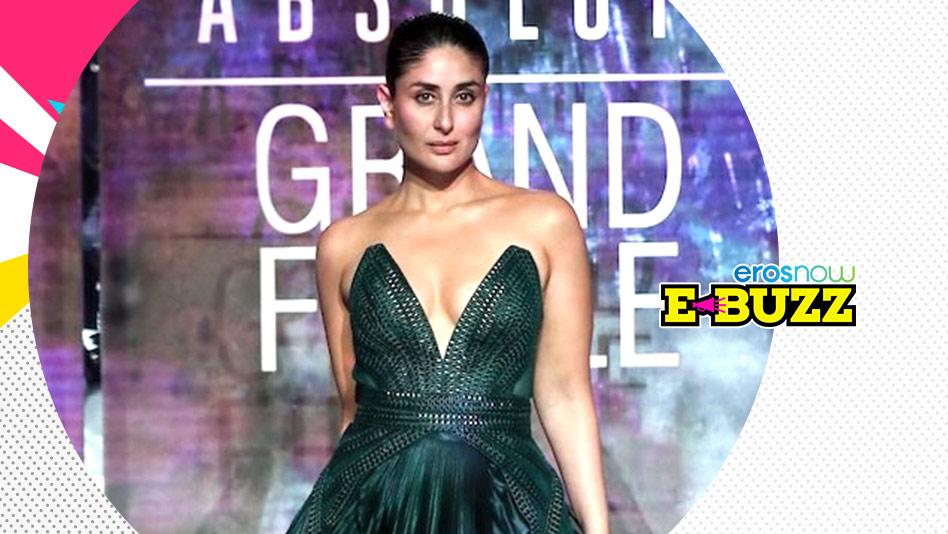 Kareena Kapoor Khan Dazzles As She Walks The Ramp At An Event